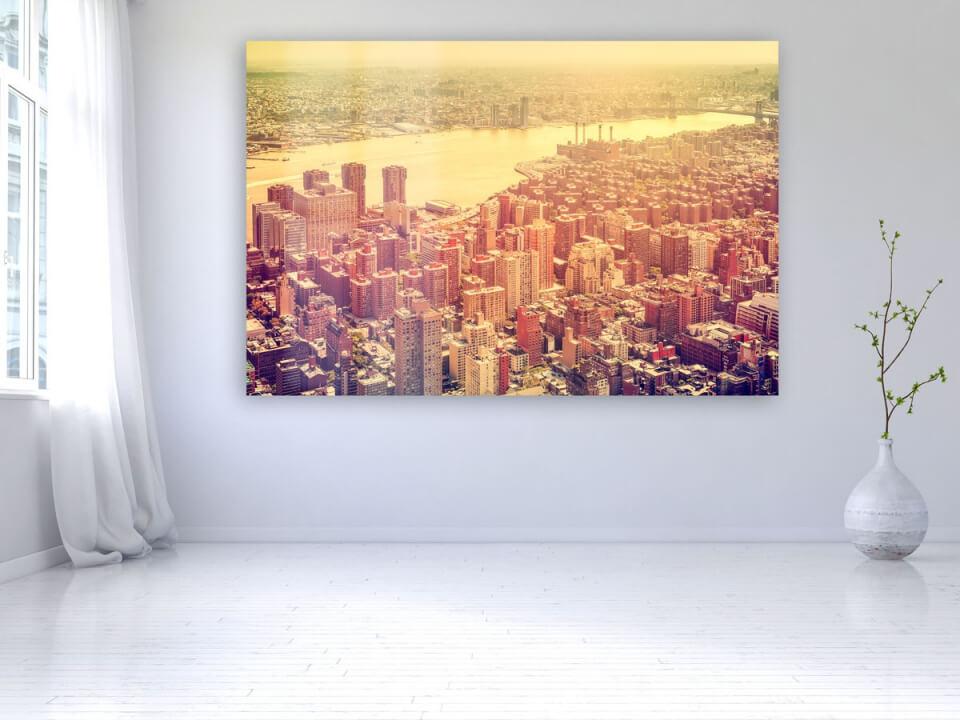 Foto op plexiglas - Mat - Interieur