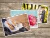 Kleine fotoprints - Mat - Tafel