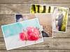 Kleine fotoprints - Glans - Tafel