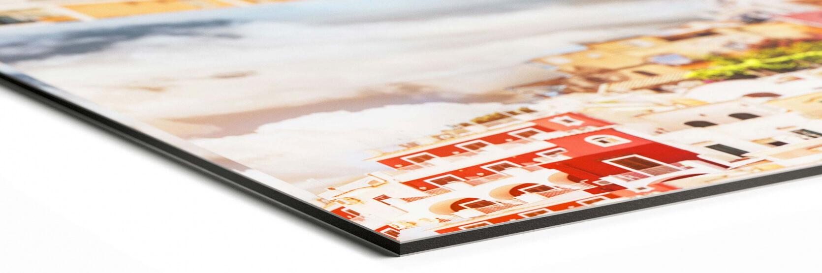 hoek foto op plexiglas ultra HD / museum glas