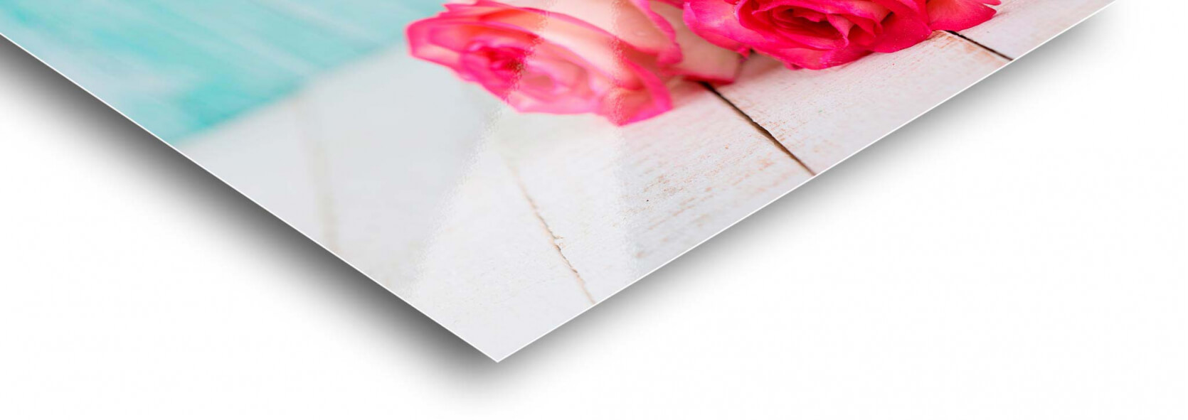 Kleine fotoprints glans