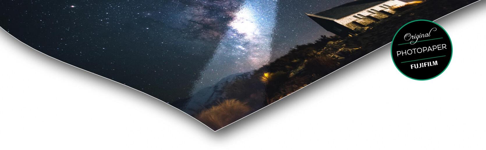fotopapier foto op plexiglas Pearl
